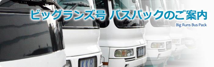 ビッグランズ号バスパックイメージ