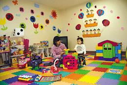 託児室「おもちゃばこ」イメージ
